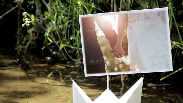 this wedding slideshow  is just	a low quality example, you can change quality with gear button